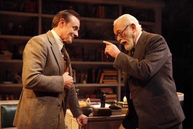 Foto: 'La sesión final de Freud' llega al Palacio de Festivales (PALACIO DE FESTIVALES)