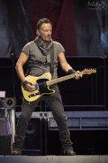 El ímpetu hercúleo y maratoniano de Bruce Springsteen desborda el Bernabéu
