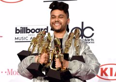 Billboard 2016: la noche en la que The Weeknd arrasó
