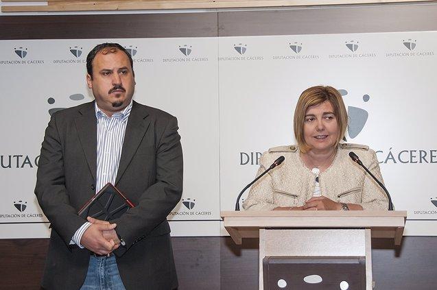 Foto: La Diputación de Cáceres invierte siete millones de euros de remanentes en municipios y entidades locales menores (EUROPA PRESS)