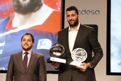 Ioannis Bourousis, nomenat MVP de la temporada regular (EUROPA PRESS)