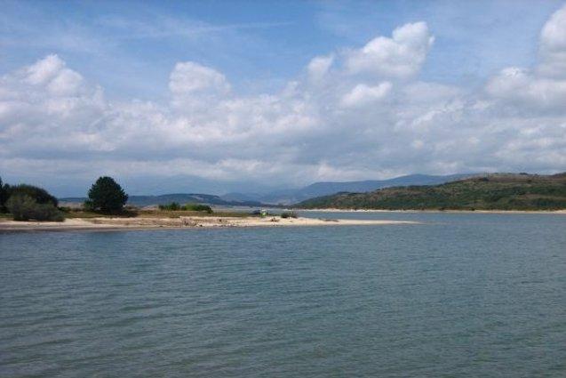 Foto: El embalse del Ebro, casi al 99% de su capacidad (TURISMO DE CANTABRIA)