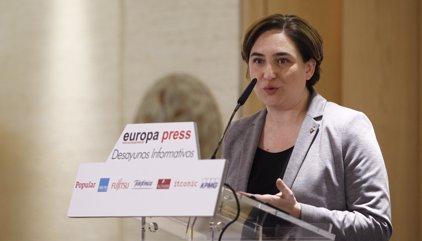 Ada Colau tancarà la llista d'EnComúPodem i Lucía Martín serà la número dos
