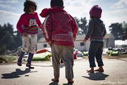 Grècia comença l'evacuació dels més de 8.000 refugiats albergats a Idomeni (JORGE M.BERNAL)