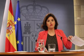 """Foto: Santamaría, a la oposición: """"La economía tiene mucha más gasolina si se bajan impuestos"""" (EUROPA PRESS)"""