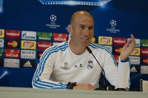 """Zidane: """"Fracassar seria no donar el màxim en la final"""" (EUROPA PRESS)"""