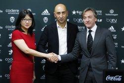 Pako Ayestarán seguirà sent l'entrenador del València CF fins al 2018 (VALENCIA CF)