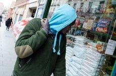 El 28,6% dels habitants d'Espanya estan en risc de pobresa o exclusió, segons l'INE (EUROPA PRESS/JAVIER TORMO)