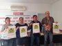"""Foto: Carretero (CCOO) asegura que Monago y Rajoy son quienes """"más daño han hecho"""" a los trabajadores extremeños"""