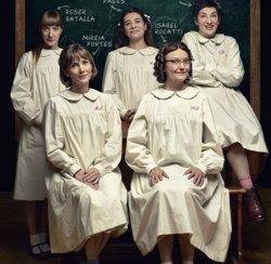 El Poliorama acull 'El Florido Pensil (chicas)' fins diumenge (TEATRE POLIORAMA)