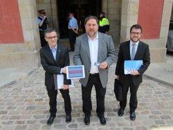 Els Pressupostos preveuen un programa antiterrorista, 400 places de Mossos i 3.700 armilles (EUROPA PRESS)