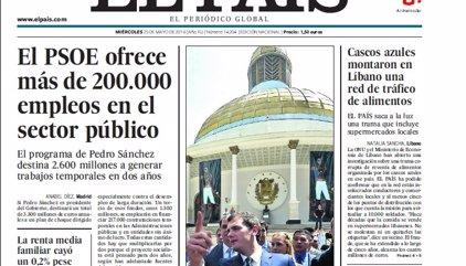 Las portadas de los periódicos de hoy, miércoles 25 de mayo de 2016