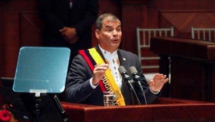 Rafael Correa confirma que no se presentará a las próximas elecciones de Ecuador