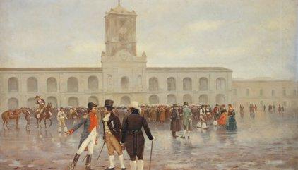 Argentina conmemora la 'Revolución de mayo', movimiento que le llevó a la independencia