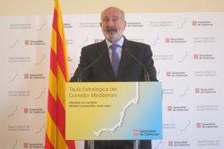 Les cambres demanen celeritat amb el corredor per aprofitar la situació estratègica de Catalunya (EUROPA PRESS)