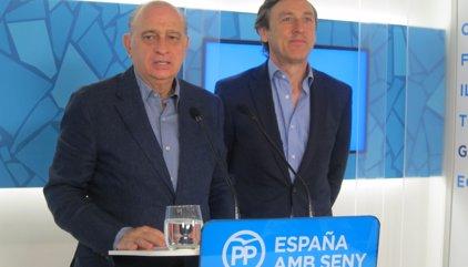 Fernández Díaz: l'augment de la despesa social en els Pressupostos és gràcies al PP