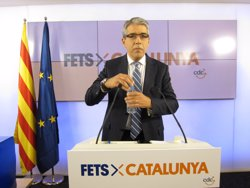 Homs eludeix pronunciar-se sobre el monument franquista de Tortosa i demana respectar la consulta (EUROPA PRESS)