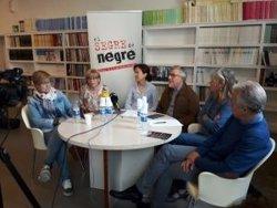 Neix a Lleida el festival de novel·la negra 'El Segre de negre' (EUROPA PRESS)