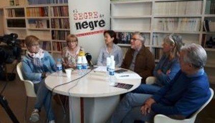 Neix a Lleida el festival de novel·la negra 'El Segre de negre'