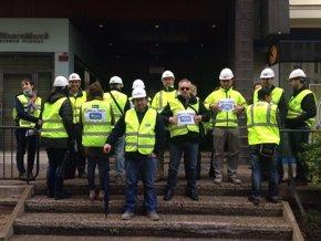 Foto: Los trabajadores afectados por ERE bajan un 3% en el primer trimestre (EUROPA PRESS)