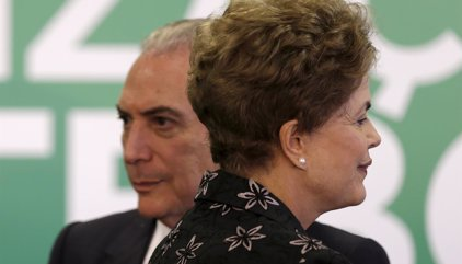 Brasil.- Brasil ordena a diplomáticos responder a las críticas en extranjero contra el juicio político a Rousseff