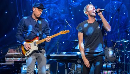 Coldplay porta 'A head of full dreams Tour' a l'Estadi Olímpic aquest dijous i divendres