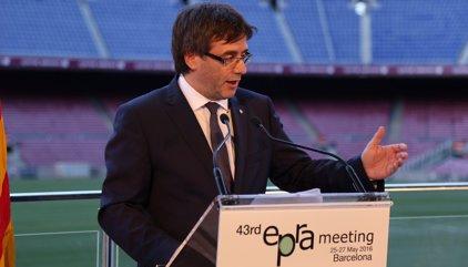 Cercle.- Puigdemont obrirà aquest dijous el fòrum empresarial de Sitges marcat pel 26J