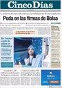 Foto: Las portadas de los periódicos económicos de hoy, jueves 26 de mayo de 2016