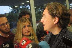Ada Colau proposa que associacions de veïns de Gràcia intercedeixin amb el 'Banc Expropiat (EUROPA PRESS)