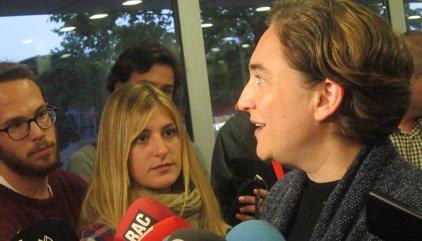 Ada Colau proposa que associacions de veïns de Gràcia intercedeixin amb el 'Banc Expropiat