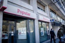 El Banc Popular ampliarà capital en 2.505 milions per reforçar el seu balanç (EUROPA PRESS)