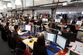Foto: El 70% de los trabajadores españoles confía en el futuro de su empresa (EUROPA PRESS)