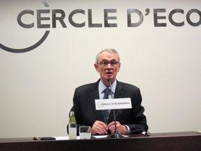 Foto: Antón Costas cree que subir el IRPF confunde riqueza con renta (EUROPA PRESS)
