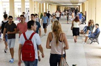 Uno de cada cinco jóvenes en España ni estudia ni trabaja (EUROPA PRESS)