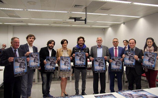 Foto: El concierto de Manuel Carrasco recaudará fondos para el parque infantil en Valdecilla (EUROPA PRESS/JESUSVAZQUEZCOMUNICACION)