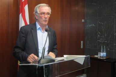 Fiscalia demana investigar l'exalcalde Trias per pagar el lloguer del Banc Expropiat (EUROPA PRESS)