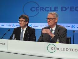Puigdemont rebutja la desobediència que demana la CUP per aprovar els Pressupostos (EUROPA PRESS)