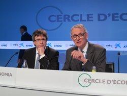 Puigdemont demana millorar el finançament i reclama 7.500 milions extra (EUROPA PRESS)