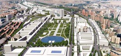 Fomento amenaza a Madrid con exigir los 700 millones invertidos en la operación Chamartín (EUROPA PRESS/AYUNTAMIENTO DE MADRID)