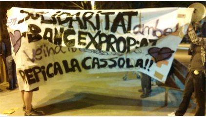 Jané assegura que tenen imatges dels violents de Gràcia i no descarta detencions