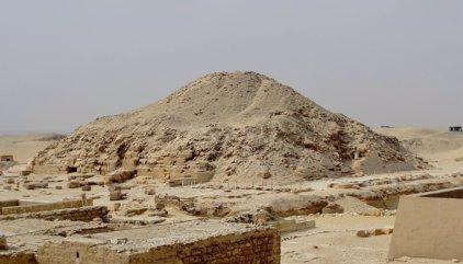 Egipte reobre la piràmide del rei Unis després de 20 anys de tancament