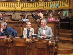 Collboni i edils del PSC mantenen els seus seients del ple, que no visibilitza el canvi del Govern (EUROPA PRESS)