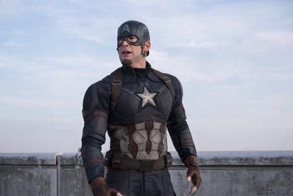 Chris Evans quiere al Capitán América en Spiderman: Homecoming (DISNEY)