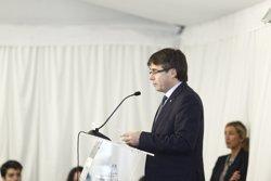 Puigdemont defineix a Catalunya com una