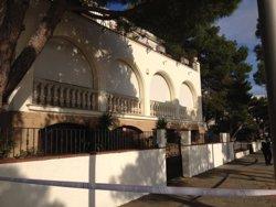 Dos dels lladres que van entrar a casa de Jordi Comas segueixen en parador desconegut (EUROPA PRESS)