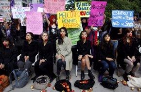 Foto: Temer anuncia la creación de un departamento policial para combatir las violaciones (REUTERS)