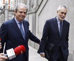 Griñán demana el sobreseïment provisional i arxiu de les diligències contra ell pel cas ERO (EUROPA PRESS)