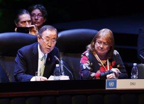Foto: Iberoamérica en la carrera para ocupar el cargo de Secretario General de la ONU (REUTERS)