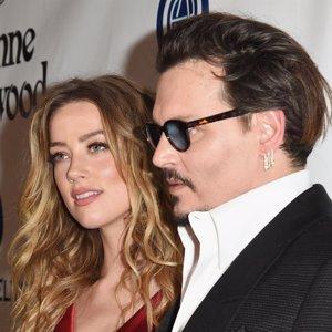 Amber Heard logra una orden de alejamiento temporal de Johnny Depp
