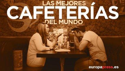 Descubre las mejores cafeterías del mundo